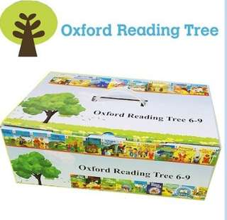 Oxford Reaďing Tree Stage 6~9
