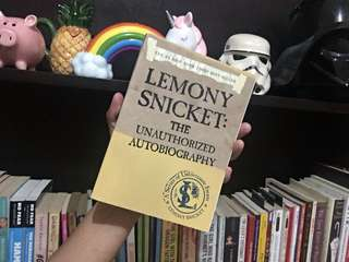 Lemony Snicket's Unauthorized Biography