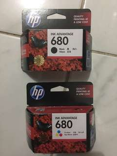 Tinta printer HP Deskjet ink 2135 all one in printer