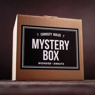 🚚 Miracle Mystery Box