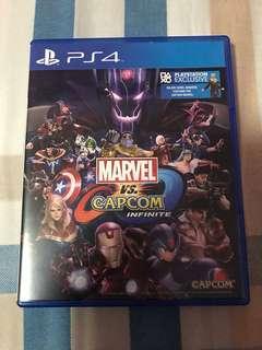 PS4 - Marvel vs Capcom