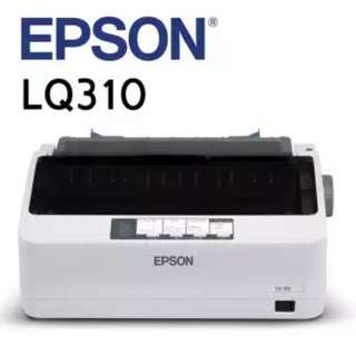 Epson LQ-310 DOT-MATRIX PRINTER