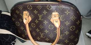 Louis Vuitton handy bag, genuine made from italy