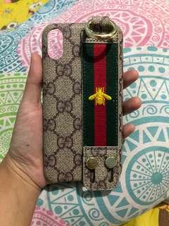 Gucci iphone X