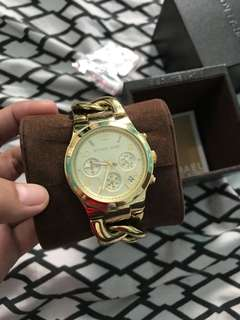 Preloved mk watch