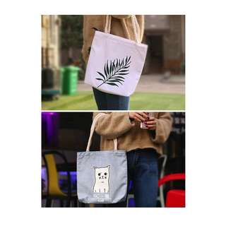 Canvass Tote Bag