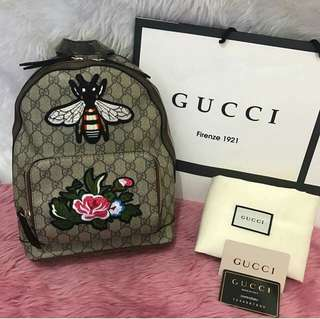 ORIGINAL GUCCI BACKPACK