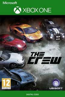 The Crew Xbox One Download Code