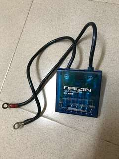 Used Pivot Raizin voltage stablelizer