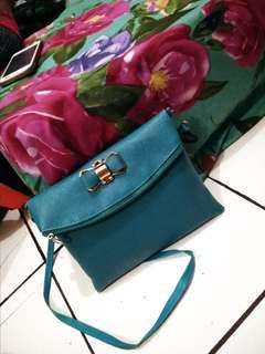 Sling bag tosca