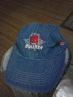 Cap spilfire