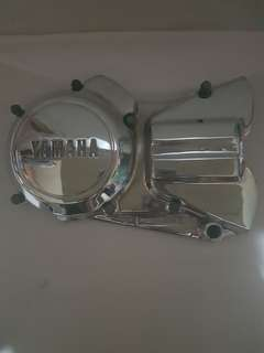 RXZ chrome engine casing