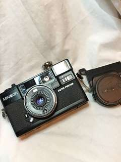 MINOLTA HI-MATIC P&S
