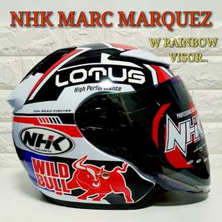 Nhk Marc Marquez Helmet
