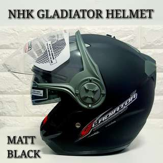 Nhk Gladiator matt black