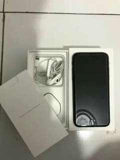 Dijual Cepat IPhone 7 Black 256GB