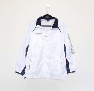 REPRICED! Authentic Champion Windbreaker