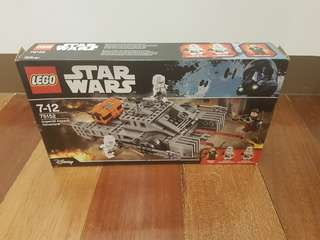 LEGO Star Wars Imperial Hover Tank