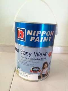Nippon Paint Easy Wash with Teflon™ NP BGG 1585 P (Blue Breeze)