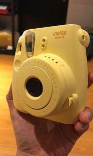 Fujifilm instax mini 8 camera polaroid new garansi resmi