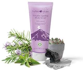 Volcanic Body Scrub (Organic & Natural)