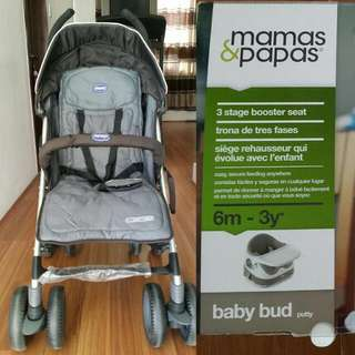 Chicco MULTIWAY stroller(umbrella Type)