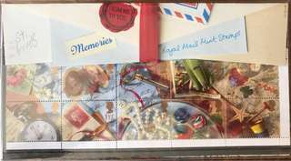 Royal Mail MINT STAMPS - Memories郵票