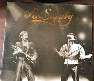 Air Supply 黑膠唱片