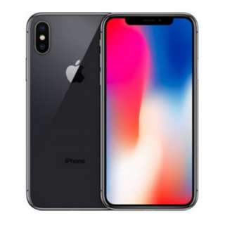 iPhone X 256 Brand New $1 Auction
