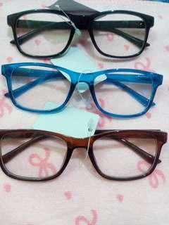 Sunglass blue,black& brown