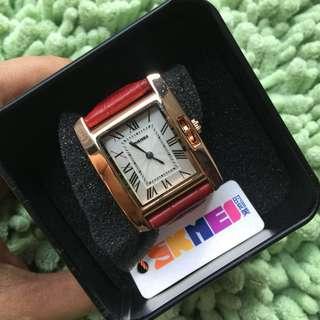 SKMEI Original Red watch