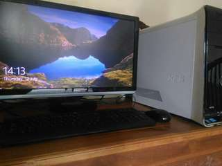 [New15jt>>Now5,9jt] Dell XPS Desktop Gaming Lengkap Original