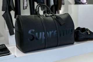 Supreme x Louis Vuitton Duffel Bag 1:1 Replica