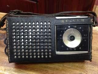 70年代收音機