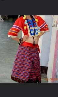 Buwan ng Wika (Manobo Costume)