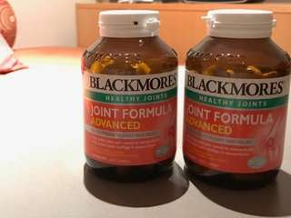 Blackmore joint formula advanced 120 tablets (現貨)