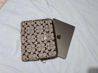 Original Coach iPad Case