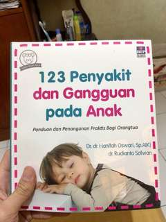 123 Penyakit dan Gangguan pada Anak