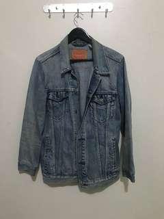 Levis jaket jeans