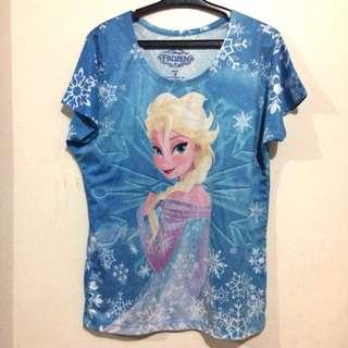 (M) Frozen Sleepwear Top