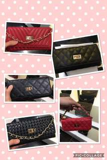 Wallet and Purse Sling