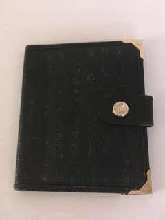 Authentic vintage Fendi card case