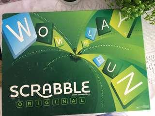 Scrabble set #SUBANGJAYASWAP