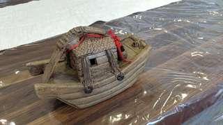 Antique boat teapot - Heirloom
