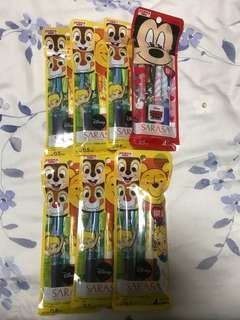 <ready stock > disney sarasa pen set