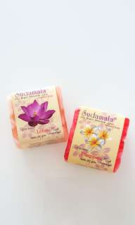 🚚 Scented soaps from Bali