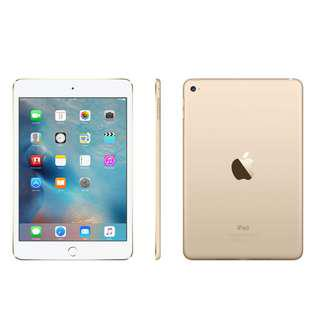 🚚 iPad Mini 4 LTE 128GB (Rose Gold)