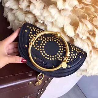 Chloe Nile Bracelet Clutch Bag