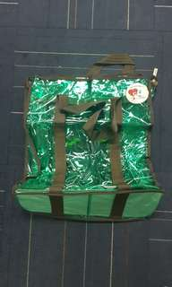 Huge/extra large plastic waterproof bag for container
