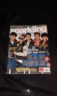 SPARKLING MAG (BIGBANG/SANDARAPARK)